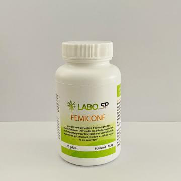 Traitement naturel réduction fibromes utérins - Femiconf - Labosp.com