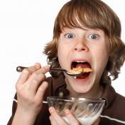 Puberté et nutrition